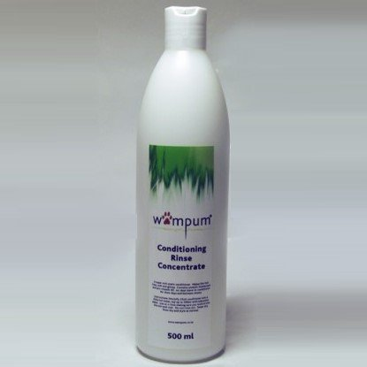 Wampum Conditioning Rinse Concentrate