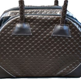 Quilted Brown Fashion Bag