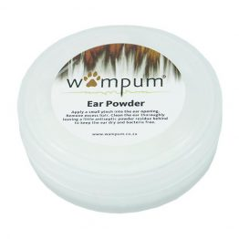 Wampum Antiseptic Ear Powder