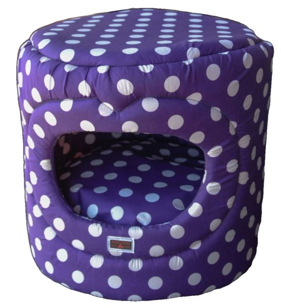Round High Rise Bed