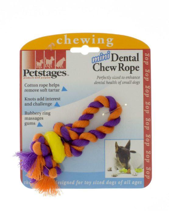 Mini Dental Chew Rope