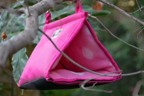 Small animal Sleeping Tent with Hooks