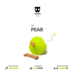 SuperFruitz Pear Treat Toy