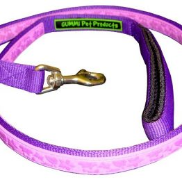 Gummi Leads - Purple Floral
