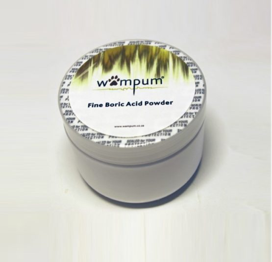 Wampum Fine Boric Acid Powder