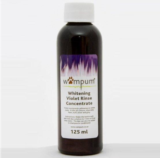 Wampum Whitening Violet Rinse Concentrate