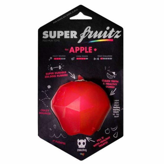 SuperFruitz Apple Treat Toy